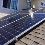 long beach solar installation