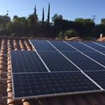 Los Angeles solar installation