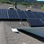 Diamond Bar solar installation