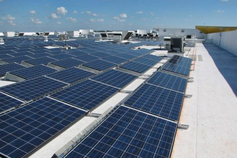 solar Photovoltaic System - Commercial Solar Installation